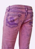 Art Jeans PURPLE LOOP