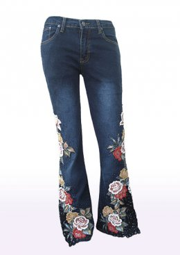 Bead Jeans NOUVELLE ROSE