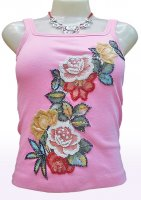 Bead Top NOUVELLE ROSE