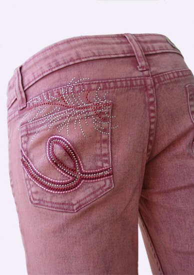 Art Jeans PINK LOOP - Click Image to Close
