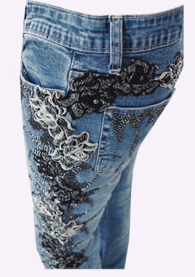 Art Jeans BRIGHT BLUES - Click Image to Close